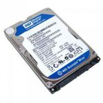 Жесткий диск Western Digital Scorpio Blue 320GB 5400rpm 8MB WD3200BEVE 2.5 SATA
