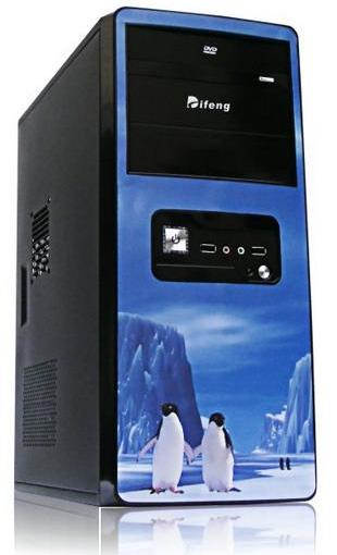 Системный блок Intel Pentium 4 3GHz 1M/800MHz,DDR3-1333 2Gb,HDD 80Gb,GF9600 512Mb 256bit