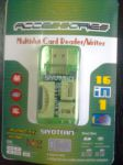 Multidot Card Reader/Writer 16in1 (Siyoteam)