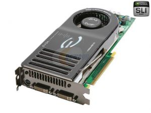 Видеокарта PCI-E 768MB 384bit EVGA e-GeForce 8800 GTX  ACS3 Edition