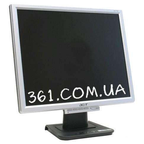"""17 """" ЖК монитор Acer AL1716 ( 1280 x 1024; 4x3; б.у.)"""