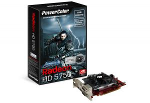 Видеокарта PCI-E ATI HD5750 1024 Mb PowerColor (AX5750 1GBD5-H) ― Интернет-магазин 361 / COMCON l.t.d