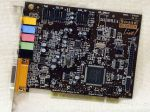 Creative Labs Sound Blaster Live PCI Sound Card Model: CT4830