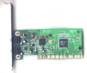FM Радио Тюнер MediaForte SF64 PCR-03 PCI Card