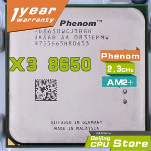 AMD Phenom X3 8650 HD8650WCJ3BGH