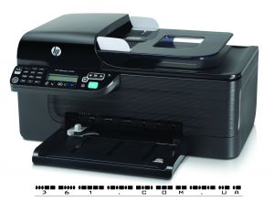 МФУ HP OfficeJet 4500 All-in-One (Принтер,Сканер,Факс,Копер)