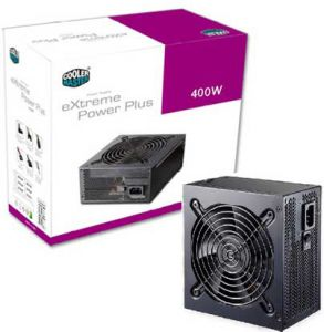 Блок питания Coolermaster ATX 400W eXtreme Power Plus (RS-400-PCAP-A3)