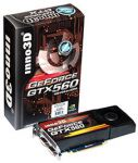 Inno3D GeForce GTX560 1GB DDR5