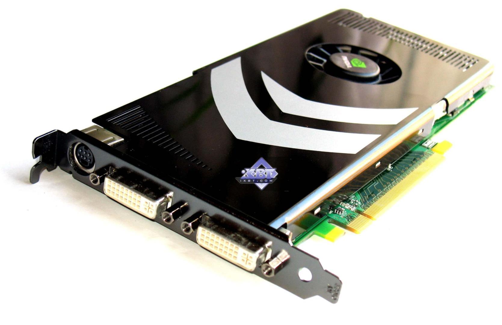 б/у Видеокарта PCI-E DDR3 512Mb 256bit NVIDIA® GeForce 9800GT ( Гарантия 3 мес. )
