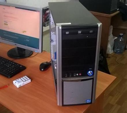 ЦП QuadCore Intel Core i5-2400, 3200 MHz (32 x 100) Системная плата: Asus P8H67-M