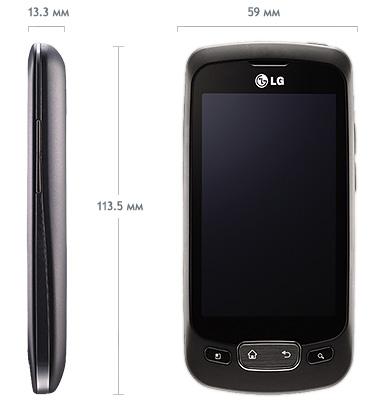 программы на телефон lg p500