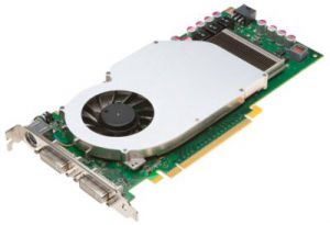Видеокарта PCI-E NVIDIA GeForce GTS 240 GDDR3 1024Mb 256bit