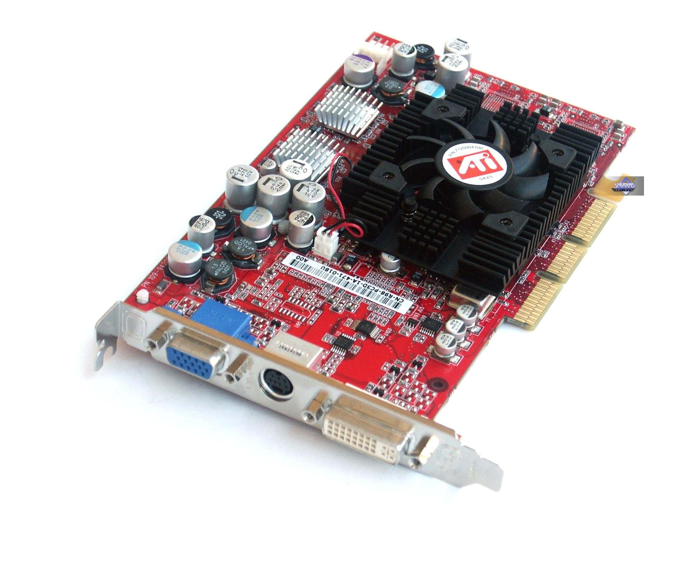 Драйвер Radeon 9600 Tv Out
