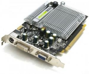 Видеокарта PCI-E DDR2 256MB Point of View GeForce FX7600GS ― Интернет-магазин 361 / COMCON l.t.d
