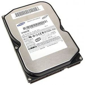 "Жесткий диск 3.5"" SATA 80Gb ,7200rpm, 2mb Samsung SP0802N"